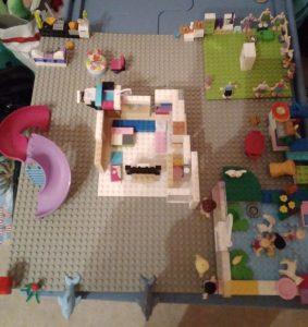 """""""Lego-Spielpark"""" von Leonie Wagner"""