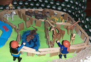 """""""Playmobil Tier- und Freizeitpark """" von Lukas Bartel"""
